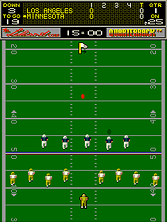 Thumb image for Quarterback (set 2) mame emulator game