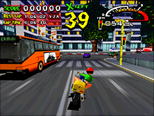 Thumb image for Radikal Bikers (Version 2.02) mame emulator game