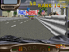 Thumb image for Rad Mobile (US) mame emulator game