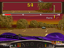 Thumb image for Rad Rally (US) mame emulator game