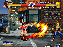 Thumb image for Real Bout Fatal Fury 2 - The Newcomers (Korean release) mame emulator game