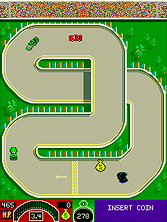 Thumb image for Redline Racer (2 players) mame emulator game
