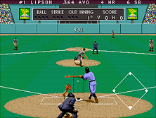 Thumb image for Relief Pitcher (set 1) mame emulator game