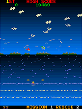 Thumb image for Rescue mame emulator game