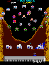 Thumb image for Return of the Invaders mame emulator game