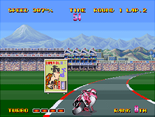 Thumb image for Riding Hero (set 1) mame emulator game