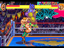 Thumb image for Ring of Destruction: Slammasters II (Euro 940902) mame emulator game