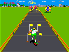 Thumb image for Roller Jammer mame emulator game