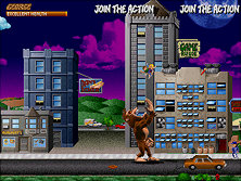 Thumb image for Rampage: World Tour (rev 1.1) mame emulator game