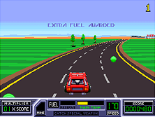 Thumb image for Road Blasters (upright, German, rev 2) mame emulator game