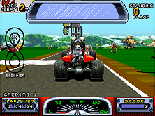 Thumb image for Road Riot 4WD mame emulator game