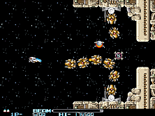 Thumb image for R-Type II mame emulator game