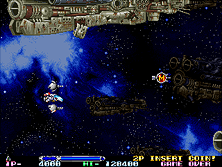 Thumb image for R-Type Leo (World) mame emulator game