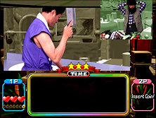 Thumb image for Gourmet Battle Quiz Ryohrioh CooKing (Japan) mame emulator game