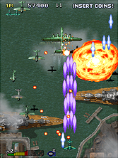 Thumb image for Strikers 1945 II mame emulator game