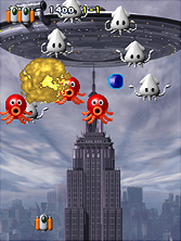 Thumb image for Space Bomber (ver. B) mame emulator game