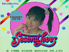Thumb image for Second Love (Japan 861201) mame emulator game