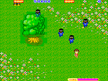 Thumb image for Ninja Princess (315-5051, 64k Ver. bootleg?) mame emulator game