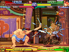 Thumb image for Street Fighter Alpha 3 (Euro 980904) mame emulator game