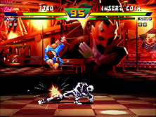 Thumb image for Street Fighter EX Plus (USA 970407) mame emulator game
