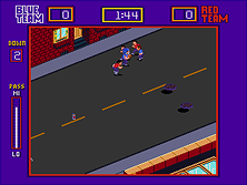 Thumb image for Street Football mame emulator game