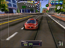 Thumb image for San Francisco Rush mame emulator game