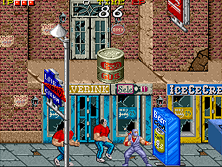 Thumb image for Shadow Warriors (World, set 2) mame emulator game