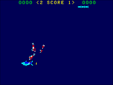 Thumb image for Shark Attack mame emulator game