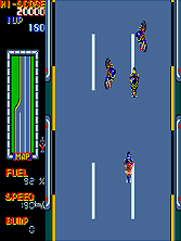 Thumb image for Shot Rider (Sigma license) mame emulator game