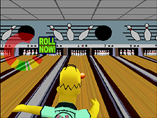 Thumb image for Simpsons Bowling (GQ829 UAA) mame emulator game
