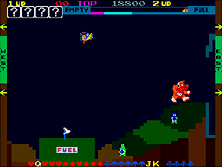 Thumb image for Sky Skipper mame emulator game