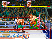 Thumb image for Muscle Bomber - The Body Explosion (Japan 930713) mame emulator game