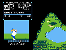 Thumb image for Vs. Stroke & Match Golf (Men Version, set 2) mame emulator game