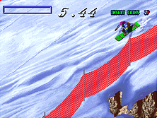 Thumb image for Snow Board Championship (Version 2.1) mame emulator game