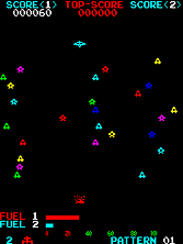 Thumb image for Space Beam (sample of: ipminvad) mame emulator game