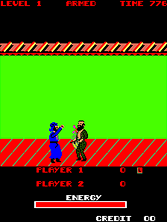 Thumb image for Special Forces II mame emulator game