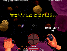 Thumb image for Space Lords (rev A) mame emulator game