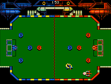 Thumb image for Speed Ball (prototype) mame emulator game