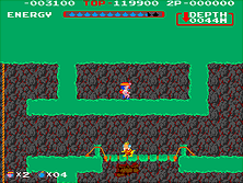 Thumb image for Spelunker II mame emulator game