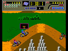 Thumb image for Super Cross II (Japan, set 1) mame emulator game