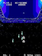 Thumb image for Star Jacker (Stern) mame emulator game
