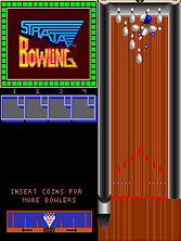 Thumb image for Strata Bowling (V1) mame emulator game