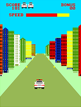 Thumb image for Street Heat - Cardinal Amusements mame emulator game