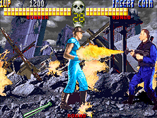 Thumb image for Survival Arts (World) mame emulator game
