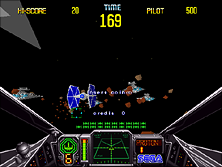 Thumb image for Star Wars Arcade mame emulator game
