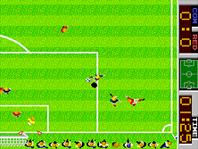 Thumb image for Tehkan World Cup (set 1) mame emulator game