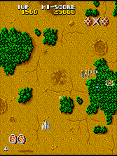 Thumb image for Terra Cresta (YM2203) mame emulator game