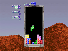 Thumb image for Tetris (bootleg) mame emulator game