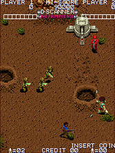 Thumb image for Battle Field (bootleg) mame emulator game