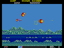 Thumb image for Astro Flash (Japan) mame emulator game